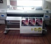 MUTOH VALUEJET 1624 IN FUNCȚIUNE